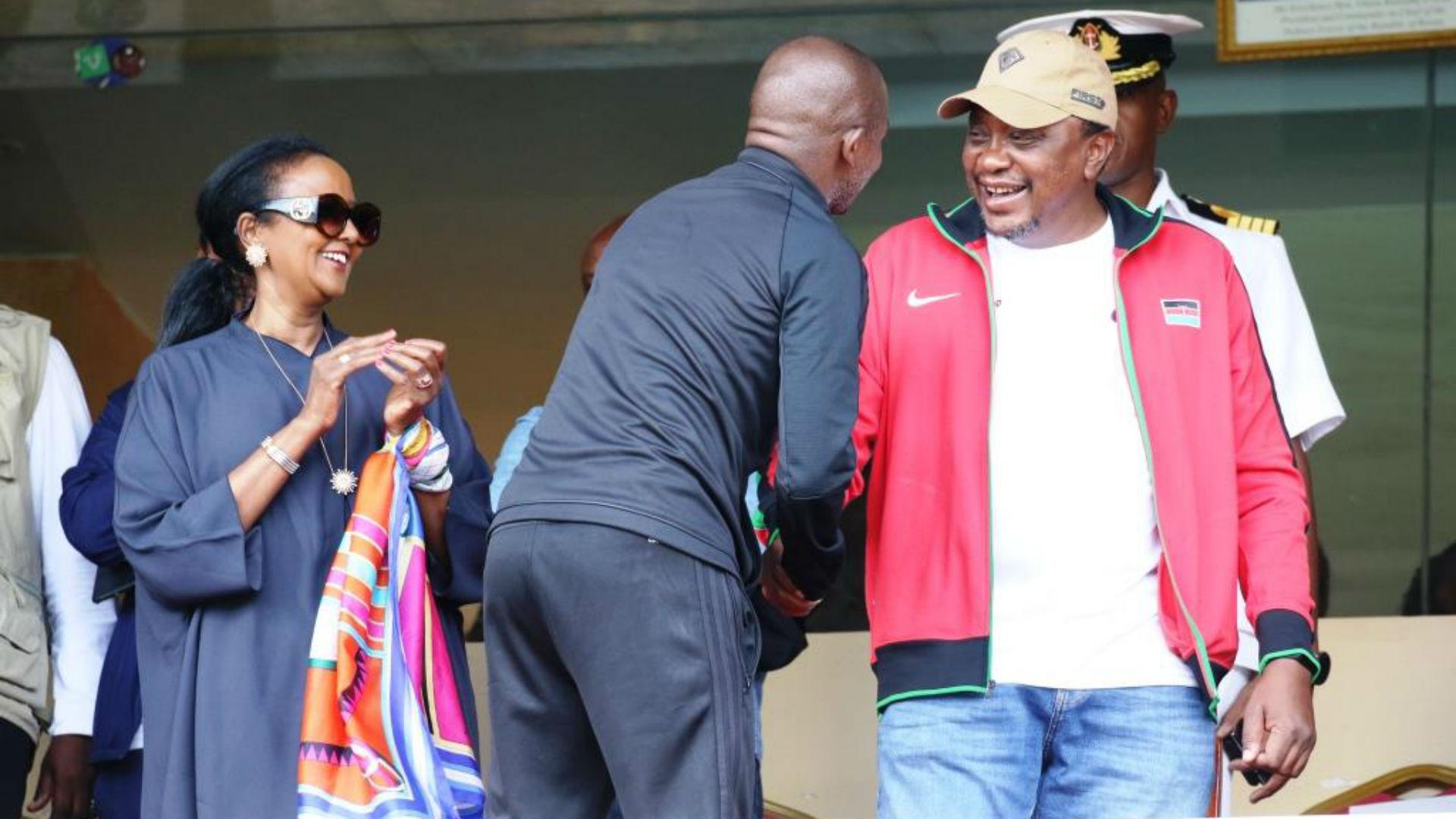 'I'm seeking President Kenyatta and DP Ruto's intervention to save football' – Ex-Harambee Stars' Mariga