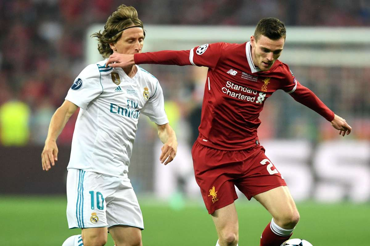 Phillips has Liverpool 'on same level' as iconic Real Madrid ahead of  Champions League showdown