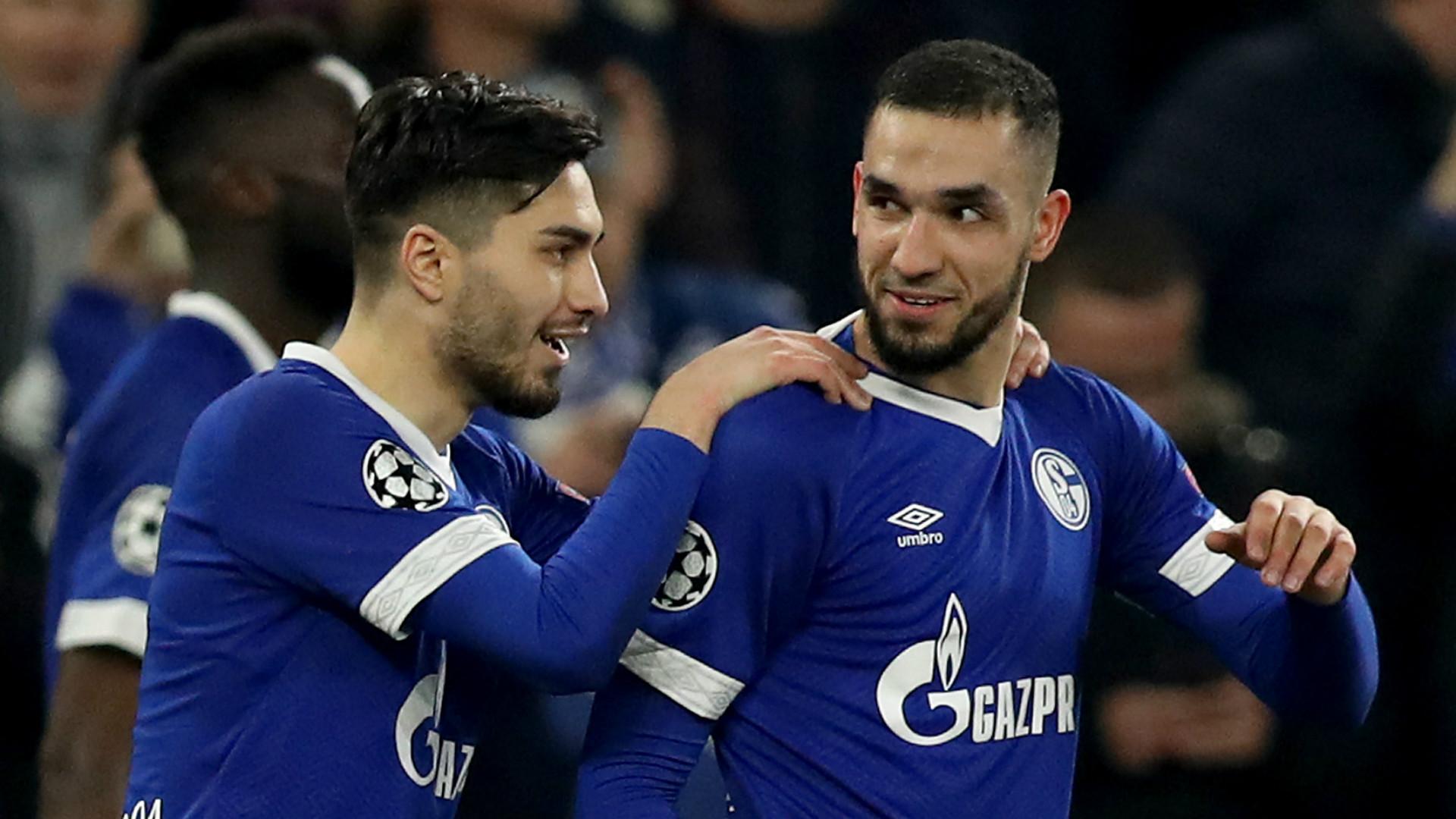 Bentaleb: Newcastle United snap up Schalke 04 midfielder on loan