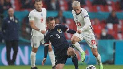 England Scotland Euro 2020 20210618 McGregor Foden