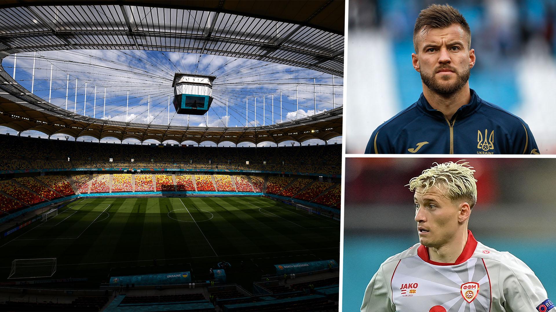 Euro 2020 matchday LIVE: Ukraine vs North Macedonia, Denmark vs Belgium, Netherlands vs Austria updates, news and TV reaction
