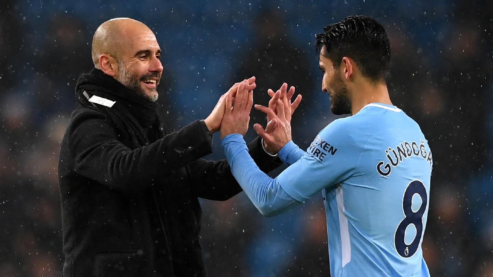"""Gündogan : """"Guardiola est l'une des raisons pour lesquelles j'ai signé pour Manchester City"""""""