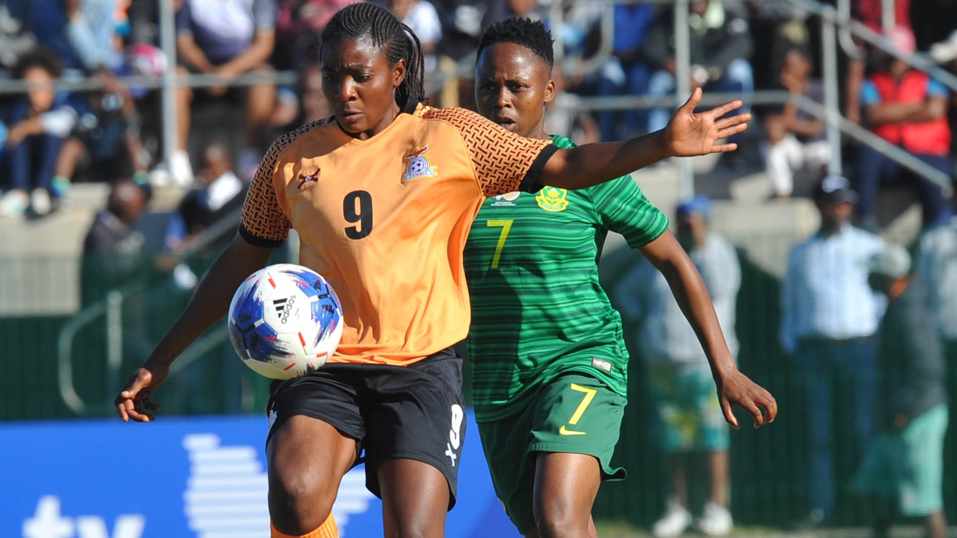 Zambia announce pre-Olympic Games friendly with Chile