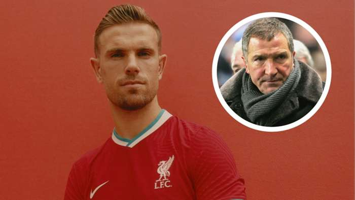 Jordan Henderson, Graeme Souness, Liverpool overlay