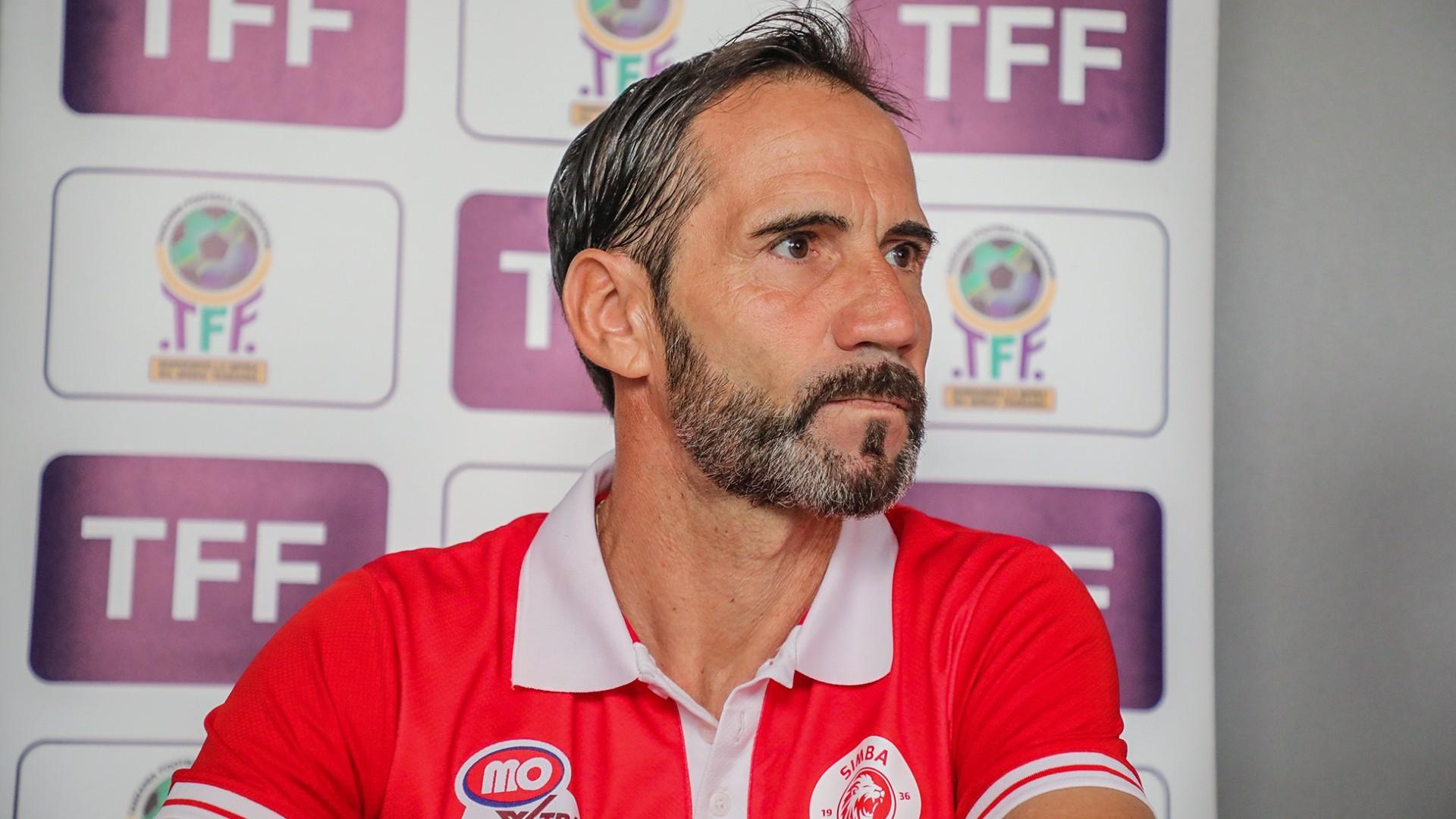 'I take the blame' – Simba SC's Da Rosa after Yanga SC derby defeat