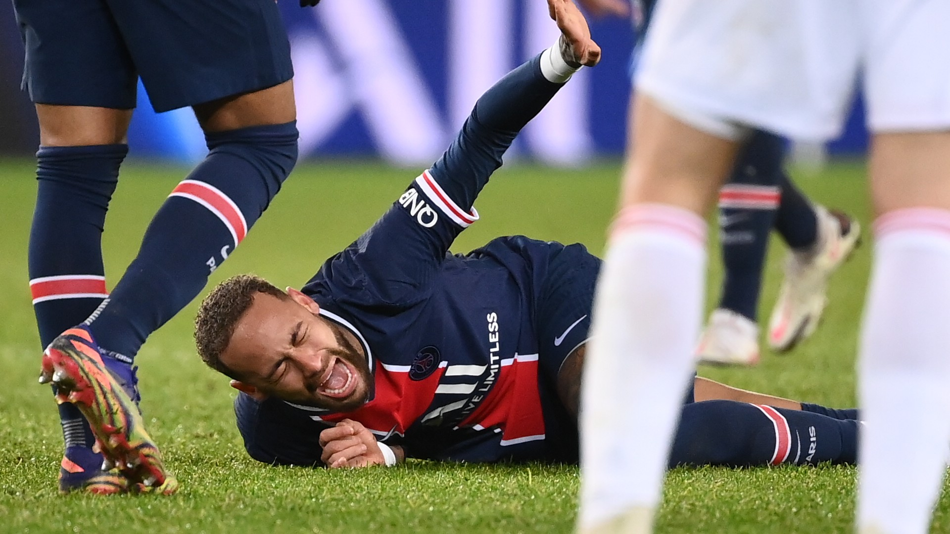 'God saved me' - PSG star Neymar credits divine intervention for positive injury prognosis