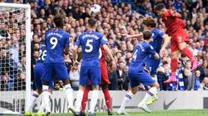 Roberto Firmino Chelsea vs Liverpool 2019-20