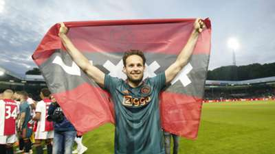 Daley Blind, De Graafschap - Ajax, 05152019