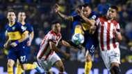 Tevez Boca Estudiantes Fecha 6 Superliga