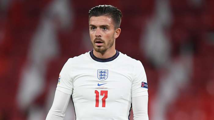 Jack Grealish England 2020