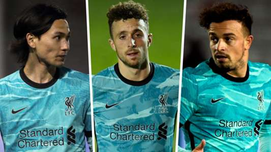Jota Shaqiri And Minamino Liverpool S Other Front Three Shows Klopp S Squad Is Stronger Than Ever Goal Com