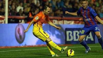 Iniesta Levante 2012