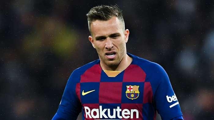 Arthur Barcelona 2019-20