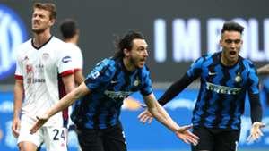Inter Mailand vs. Cagliari Calcio Live-Kommentar und Ergebnis, 11.04.21, Serie A | Goal.com