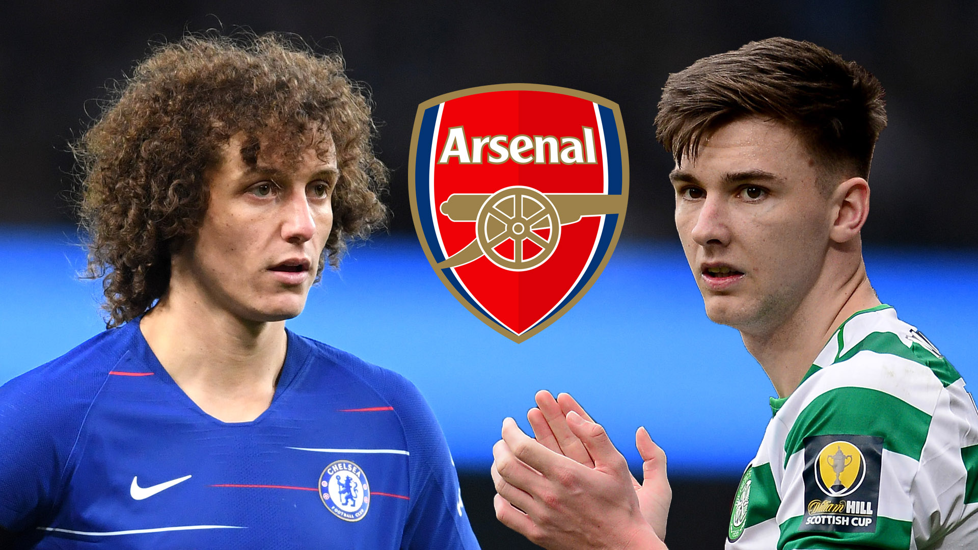 Luiz Tierney Arsenal GFX