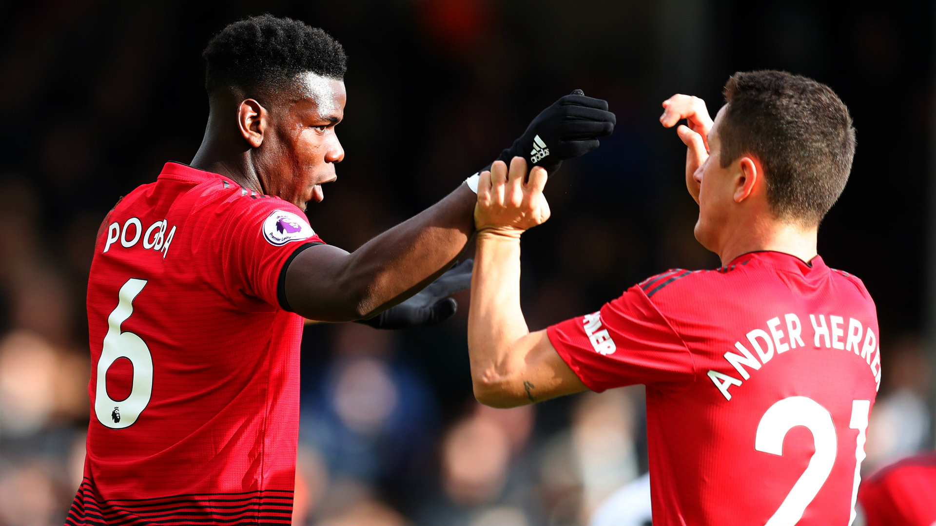 'When Pogba was good, he was really good' - Ex-Man Utd ace Herrera says Frenchman was 'a pleasure to play with'