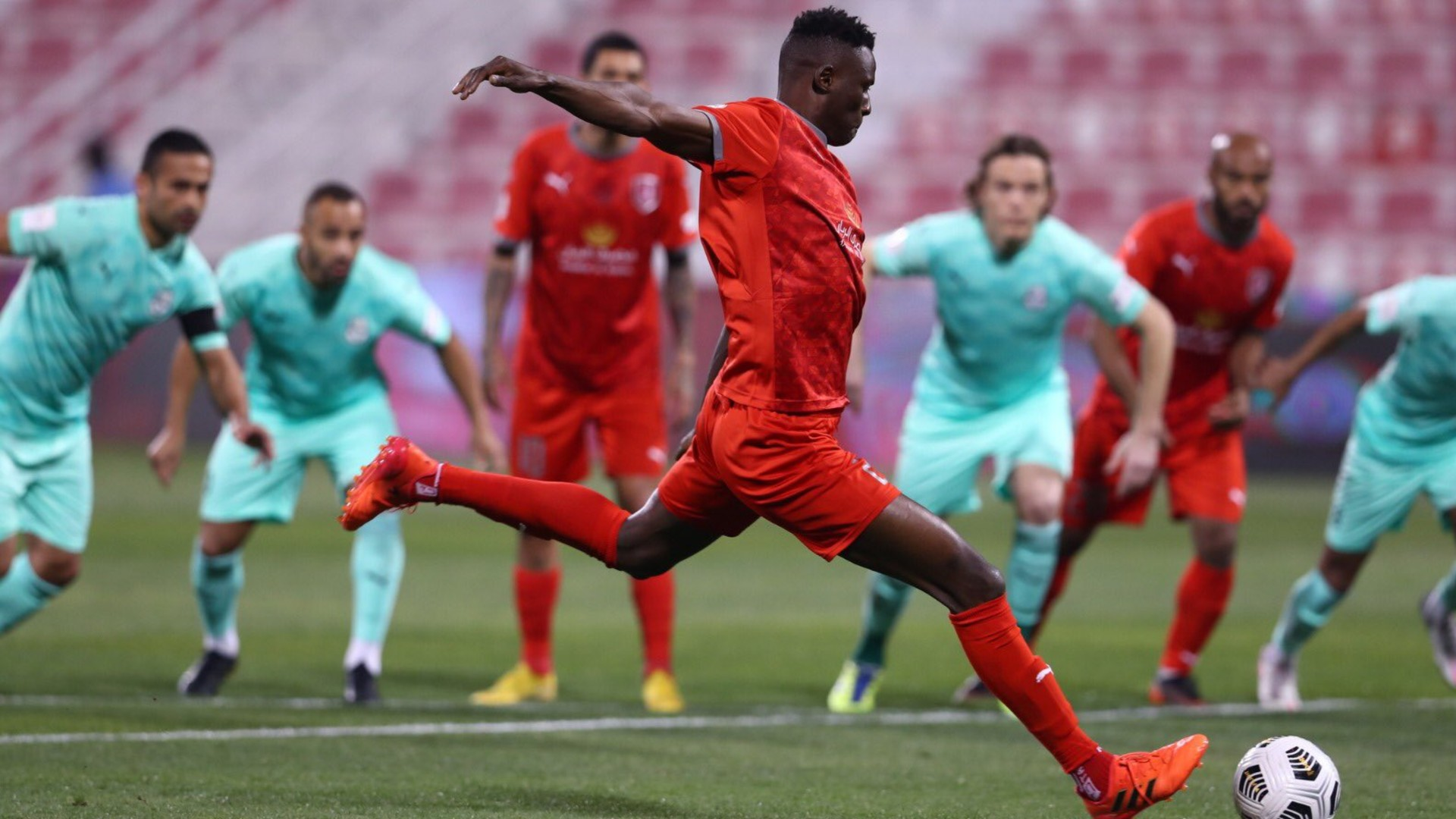 Olunga: How Al-Duhail can beat Al Ahly, book Bayern Munich Fifa Club World Cup date