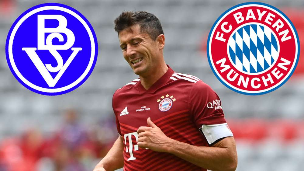 DFB-Pokal: Warum findet Bremer SV vs. FC Bayern München ...