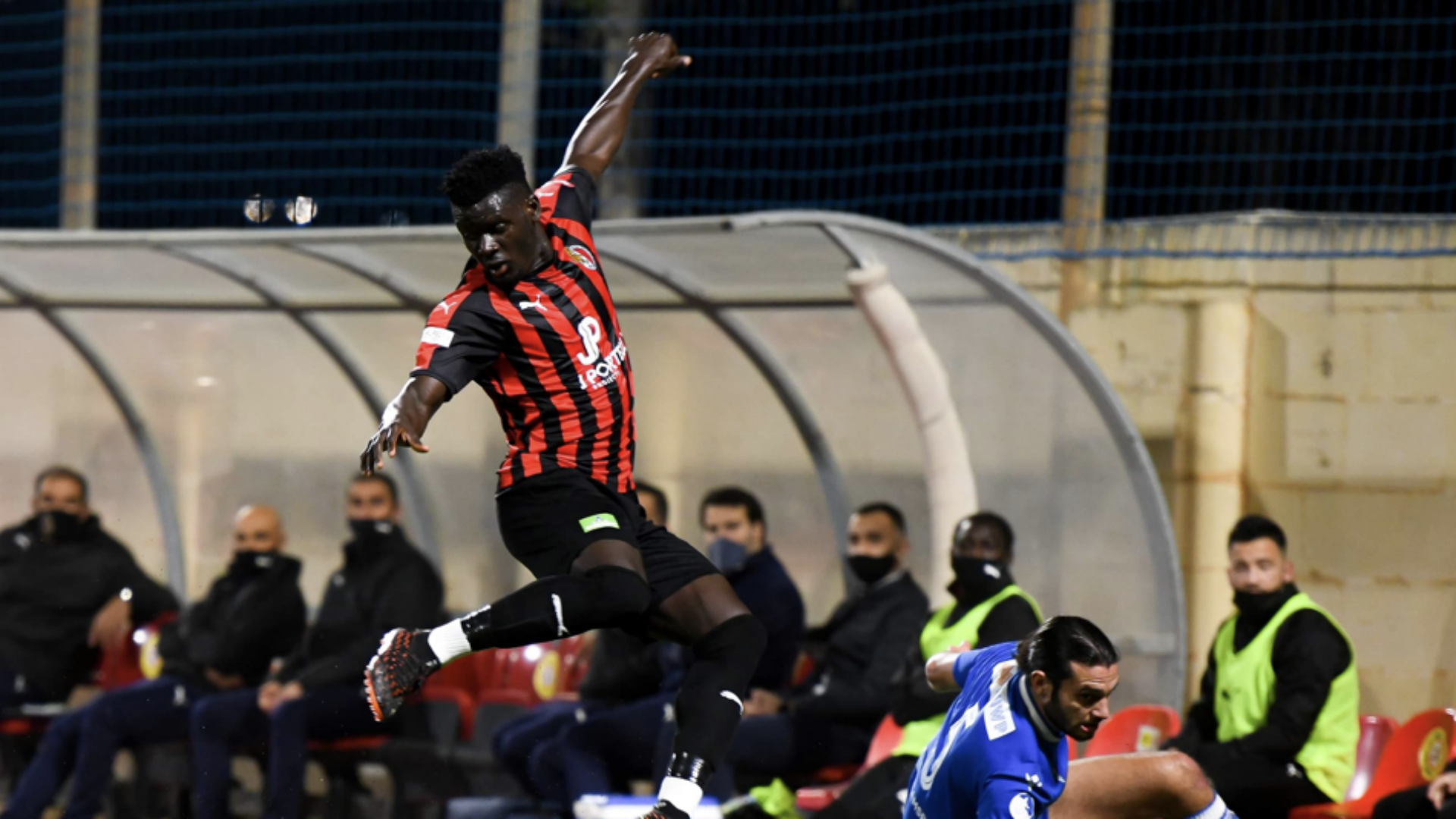 Red-hot Sasere prefers Maltese Premier League title to Golden Boot