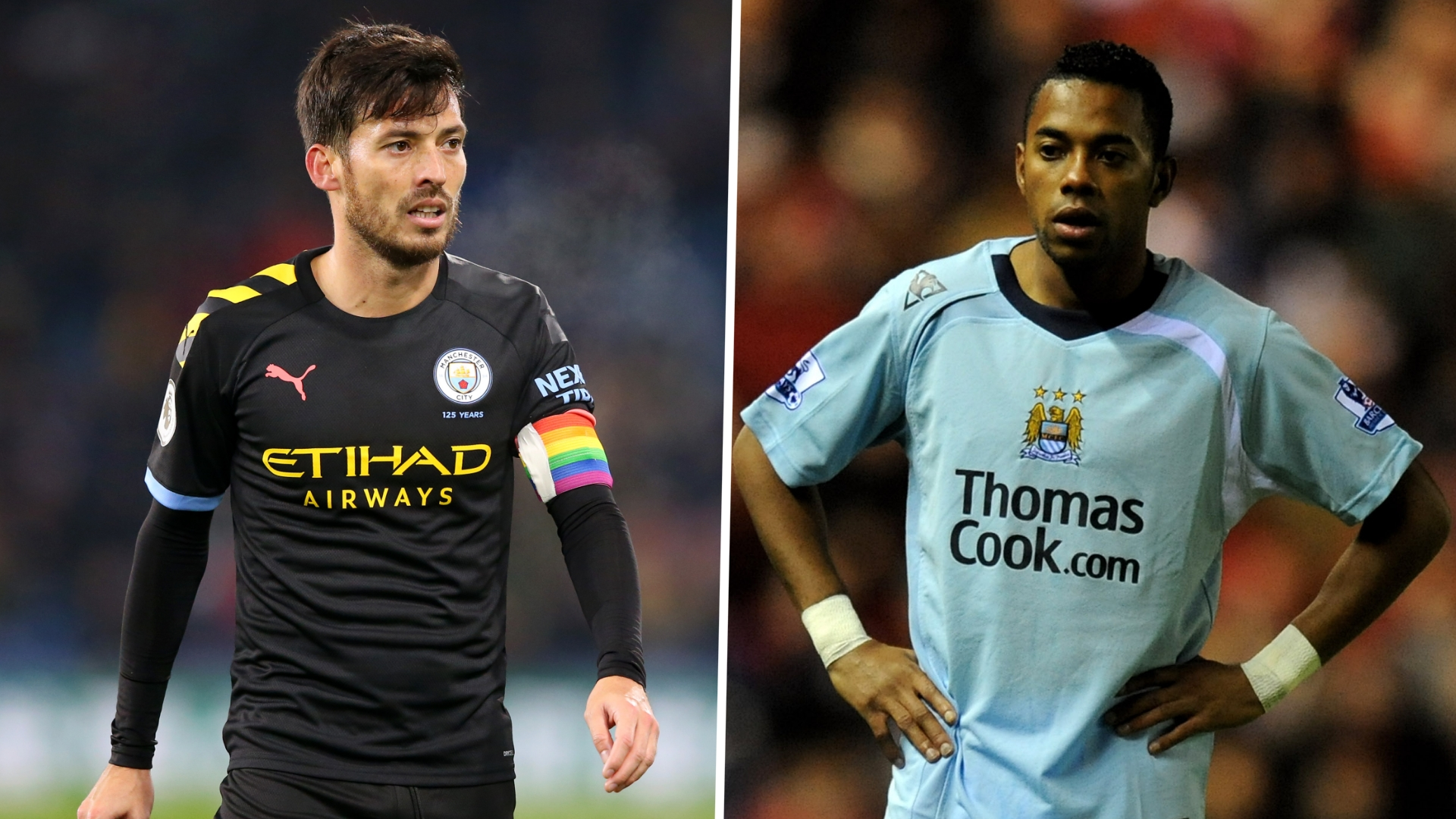 'Silva outshone Robinho from day one' – Life without 'Merlin' at Manchester City will be strange, says Richards