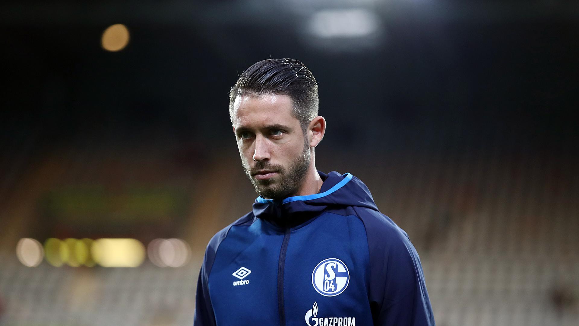 Mark Uth Schalke 04