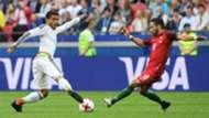 Jonathan Dos Santos Joao Moutinho Portugal Mexico Confederations Cup