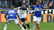 Sampdoria Atalanta Jankto Gomez Quagliarella