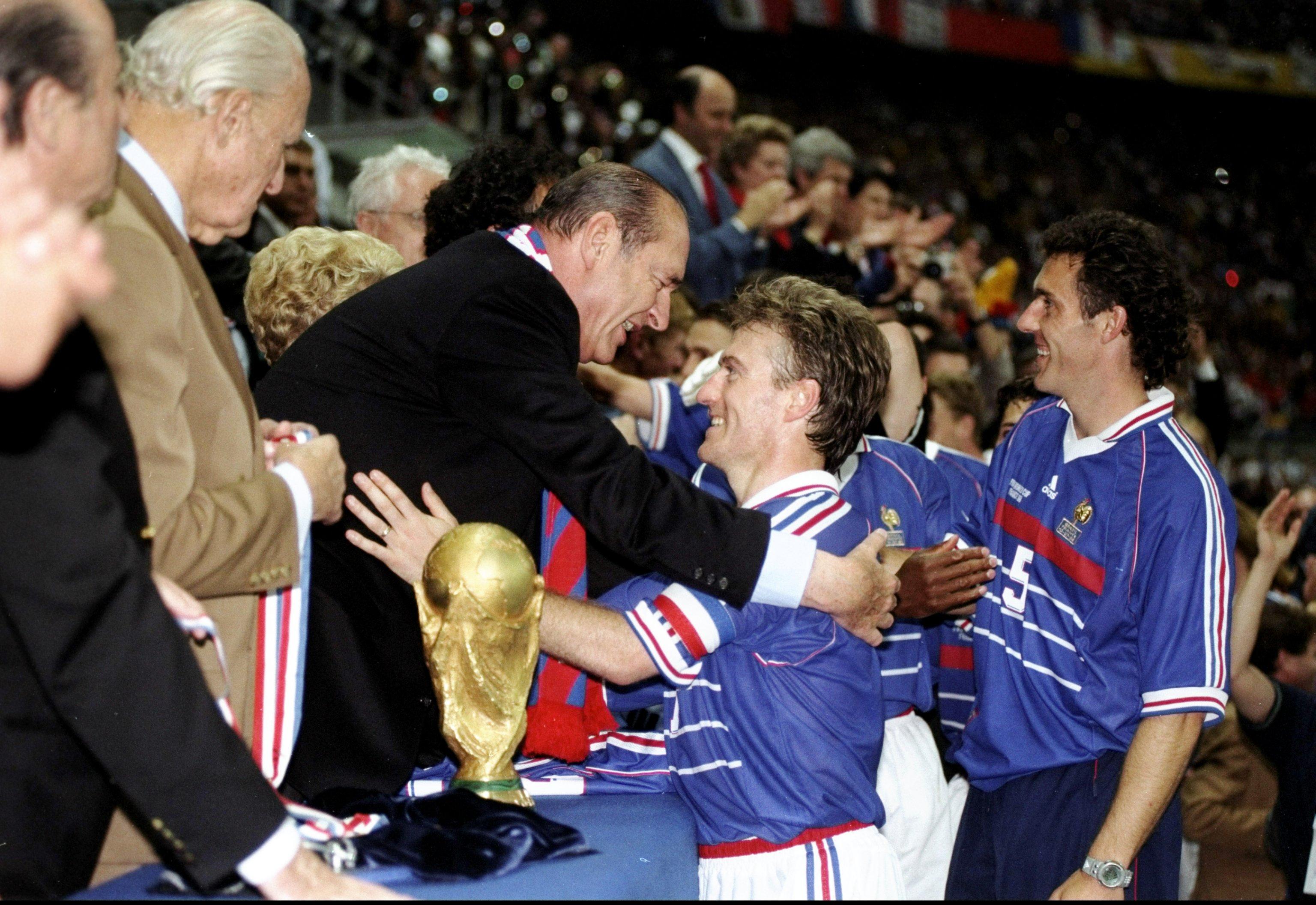 Politique - L'ancien président de la République Jacques Chirac est décédé