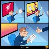 Klopp Gerrard Cartoon