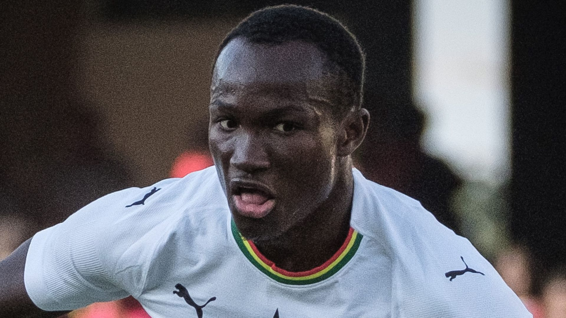 Raphael Dwamena: Vejle Boldklub sign Ghana and Levante striker
