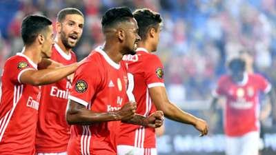 Benfica celebrating - ICC 2019