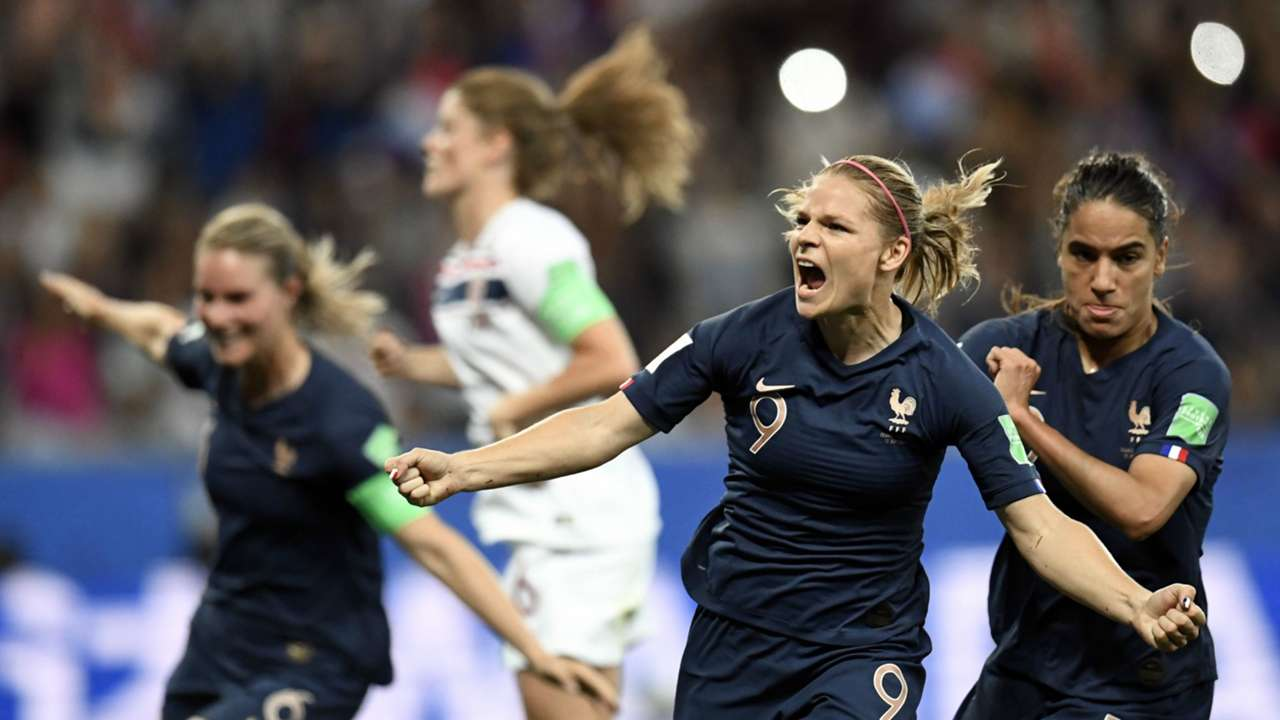 Le Sommer France Norway World Cup