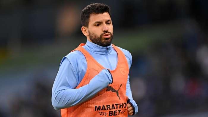 Sergio Aguero Manchester City GFX