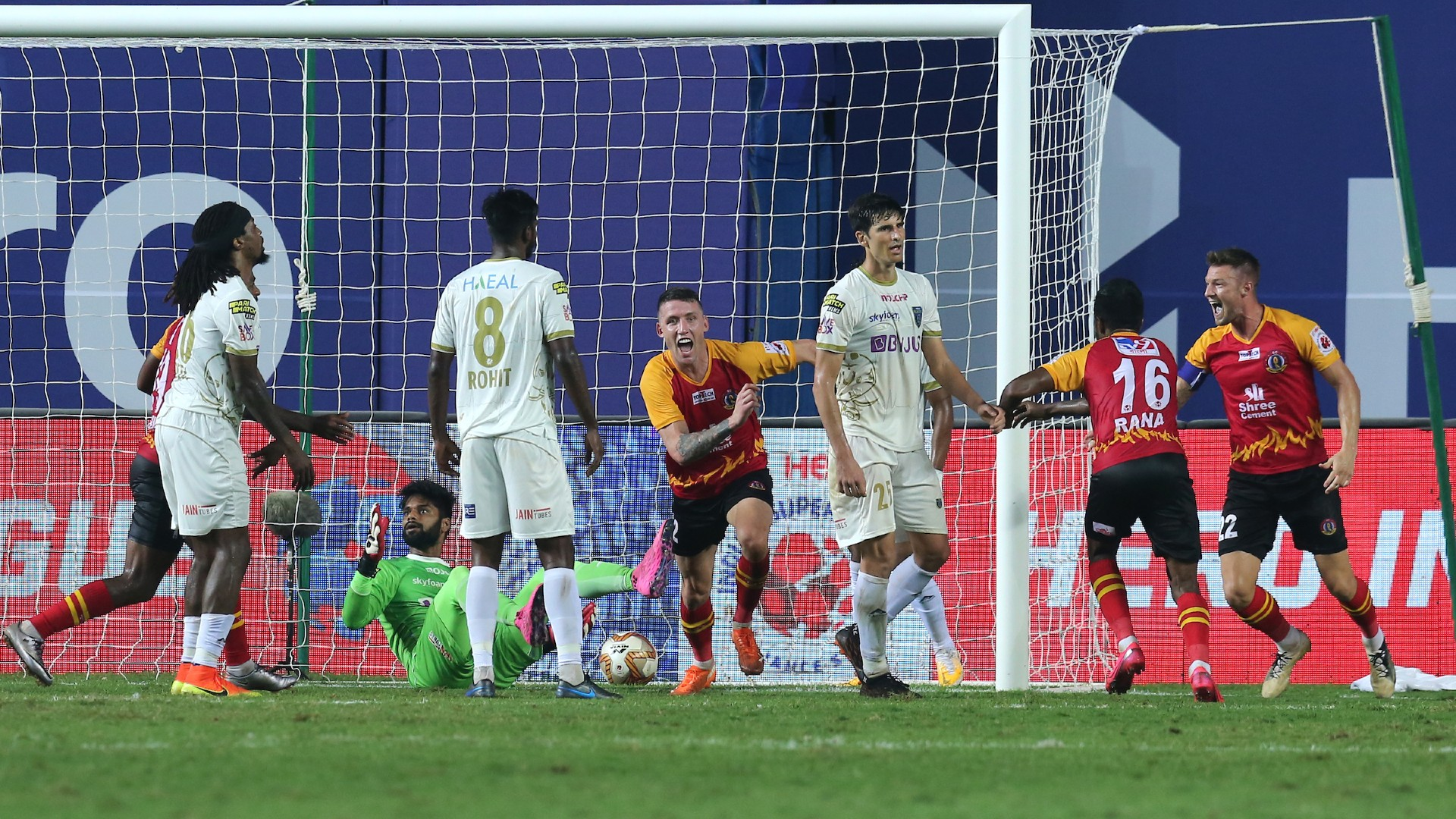 ISL 2020-21: East Bengal and Kerala Blasters have lost most number of points from winning position