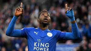 Kelechi Iheanacho Leicester City 2017-18