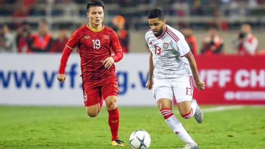 Bảng xếp hạng FIFA tháng 11/2020: ĐT Việt Nam thăng hạng