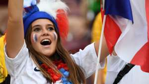 美女サポワールドカップ_デンマークvsフランス_フランス3