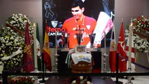 Jose Antonio Reyes Funeral