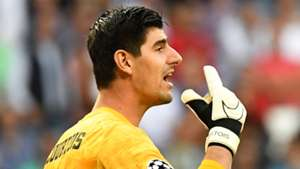 Thibaut Courtois Real Madrid 2019