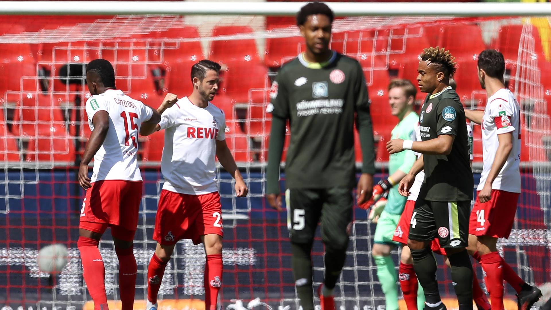 Bundesliga, 26e journée : Revivez le match nul entre Cologne et Mayence