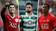 Ronaldo Fernandes Nani split