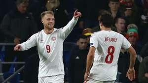Jorgensen Wales Denmark