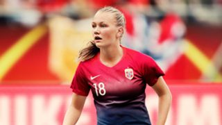 Women's World Cup 2019 kits Norway