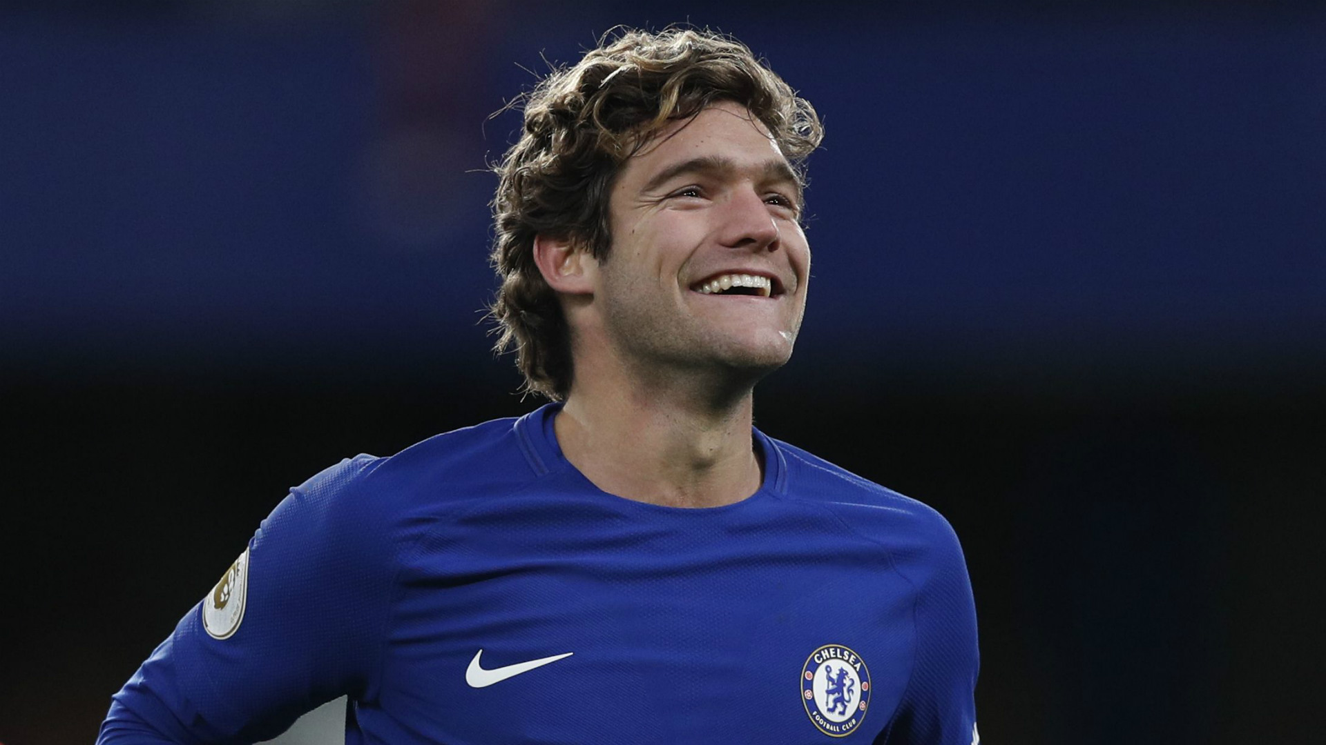 Marcos Alonso Chelsea 2017