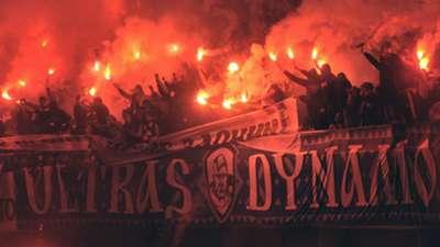 Dynamo Kiev Shakhtar Donetsk fans