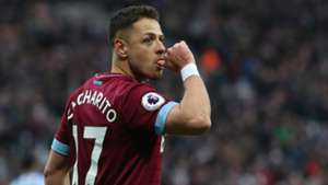 Chicharito West Ham 210319