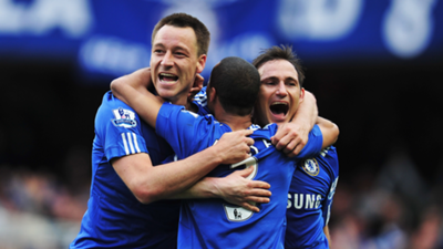 Chelsea Premier League 2009-10