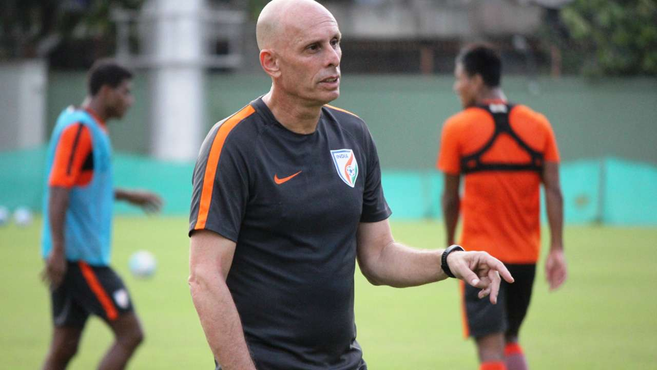 Stephen Constantine India head coach 2017