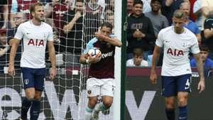 Javier Hernandez Chicharito West Ham United