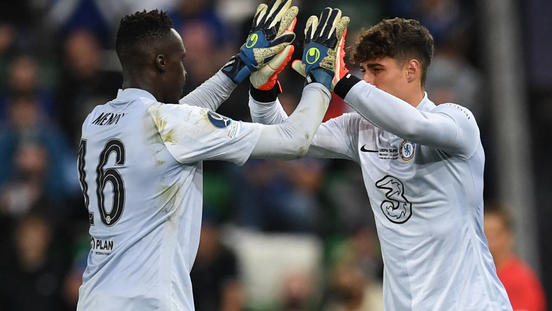 'Mendy remains Chelsea's first choice' – Keeper backed by Akinroyeje after Arrizabalaga heroics